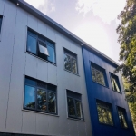 Cladding Contractors  in Ashley Moor 3