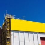 Cladding Contractors  in Aish 9